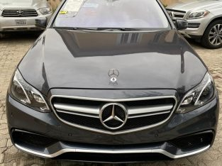2010 E350 upgraded to 2015 from Abroad