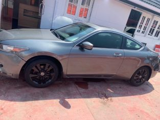 Few months 9ja used Honda Coupe at a giveaway price