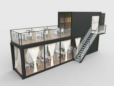 Using container bodies to make homes