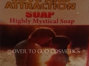 LOVE AND ATTRACTION SOAP