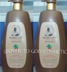 DOCTOR MIRACLE WHITENING SHOWER GEL