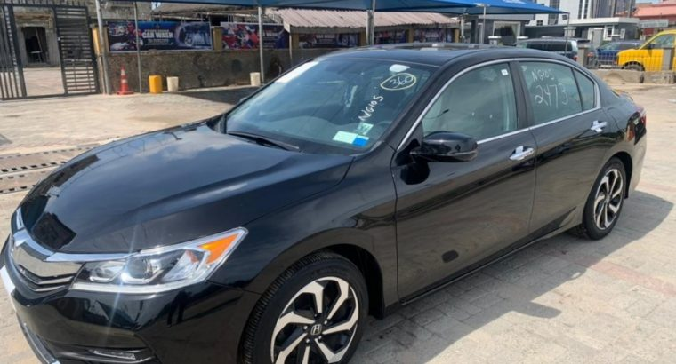 Foreign  used 2017 Honda Accord