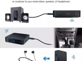 Bluetooth receiver and transmitter