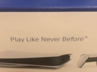 NEW PS5