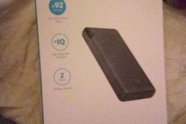 New In Box Anker Power Core Select Portable Phone Charger